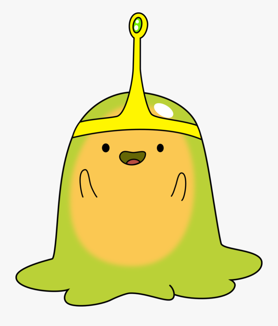 Adventure Time With Finn And Jake Wiki - Slime Princess Adventure Time, Transparent Clipart