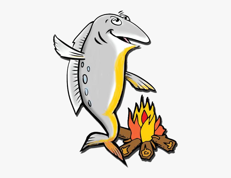 Smoked Salmon Clip Art, Transparent Clipart