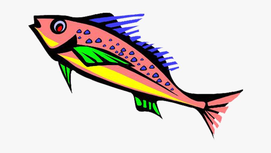 Salmon Clip Art, Transparent Clipart