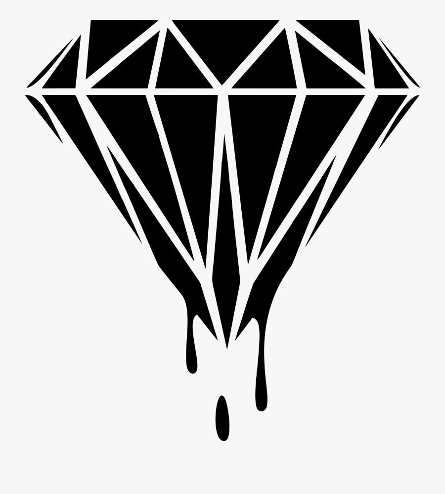 Diamond Clipart - Transparent Background Diamond Clipart, Transparent Clipart