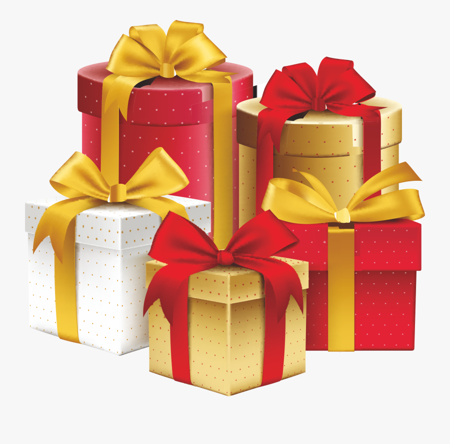 Birthday Gift Box - Birthday Gift Images Png, Transparent Clipart