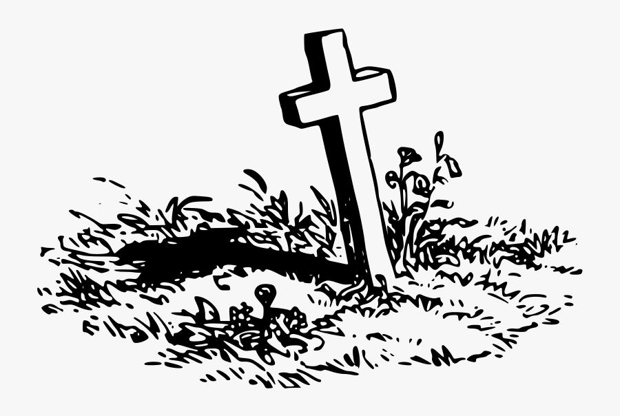 Simple Medium Image Png - Grave Clipart, Transparent Clipart
