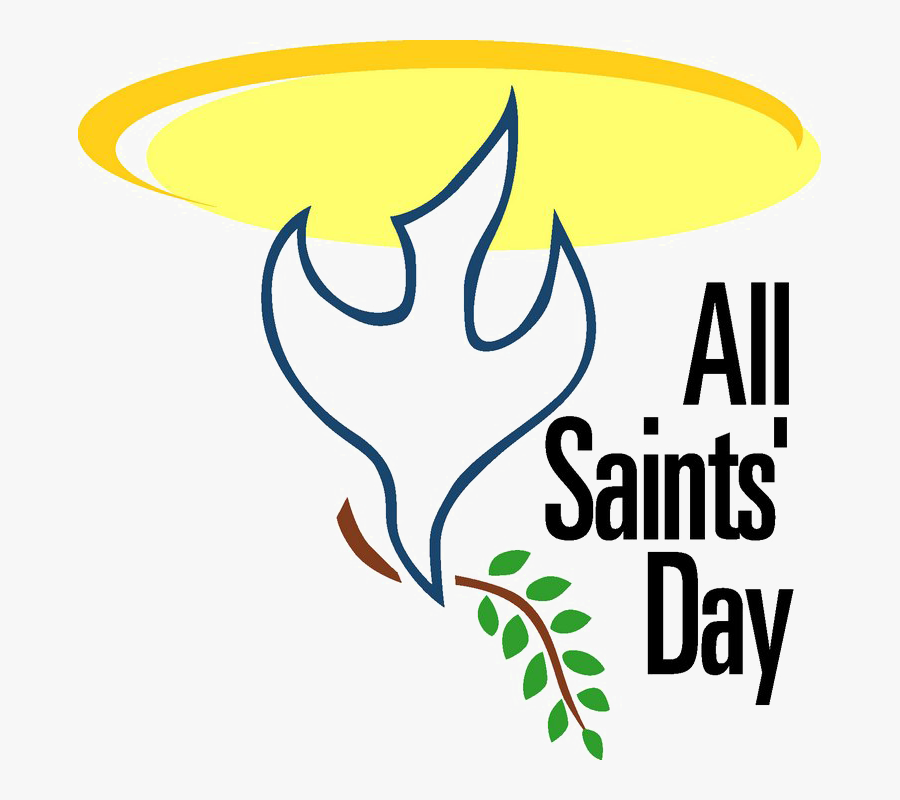 All Saints Day Png Image Background - 1st November All Saints Day, Transparent Clipart