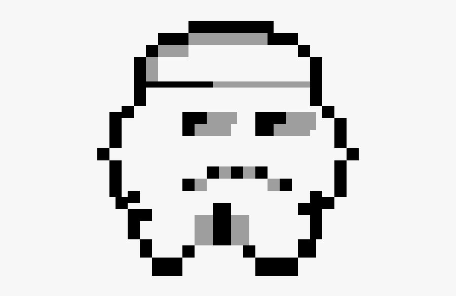 Pixel Art Easy Emoji, Transparent Clipart