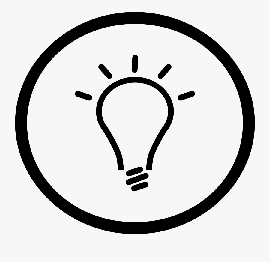 Idea Icon - Idea Png Vector, Transparent Clipart