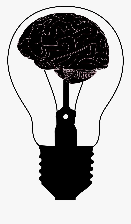 Transparent Idea Clipart - Psychology Brain Png, Transparent Clipart
