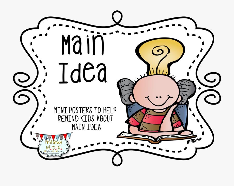 Free Download Best On - Main Idea Clipart, Transparent Clipart