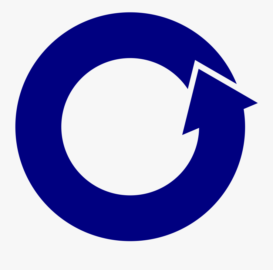 Transparent Update Clipart - Cooking Icons Blue, Transparent Clipart