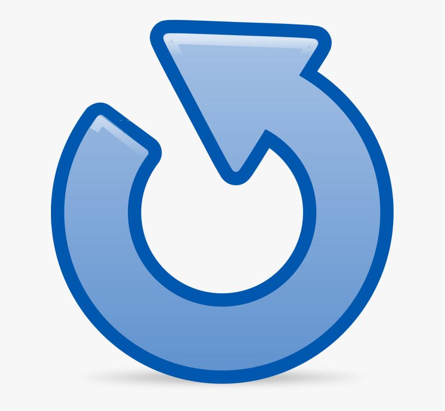 Computer Icons Reset Button Download Symbol - Refresh Clipart, Transparent Clipart