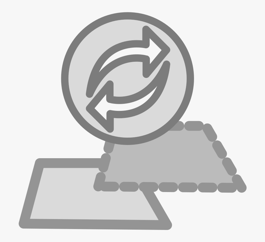Tab Duplicate Clipart Icon Png - Clipart Refresh, Transparent Clipart