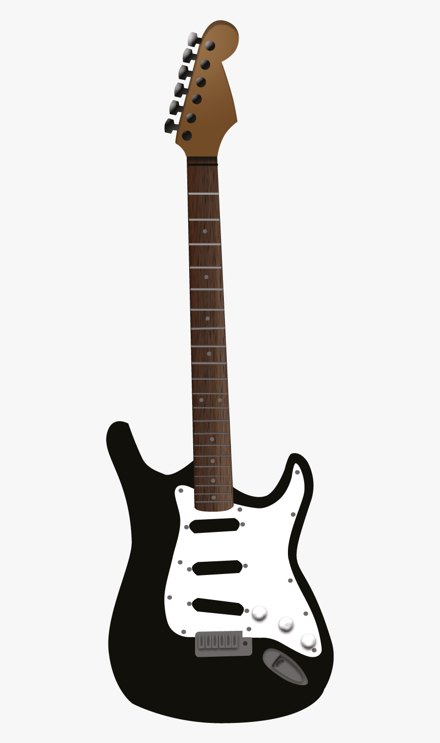 Guitar Png Images Png - Traditional 60s Japanese 60s Stratocaster, Transparent Clipart