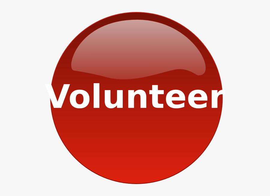Volunteer Button Svg Clip Arts - Volunteer Images Free, Transparent Clipart