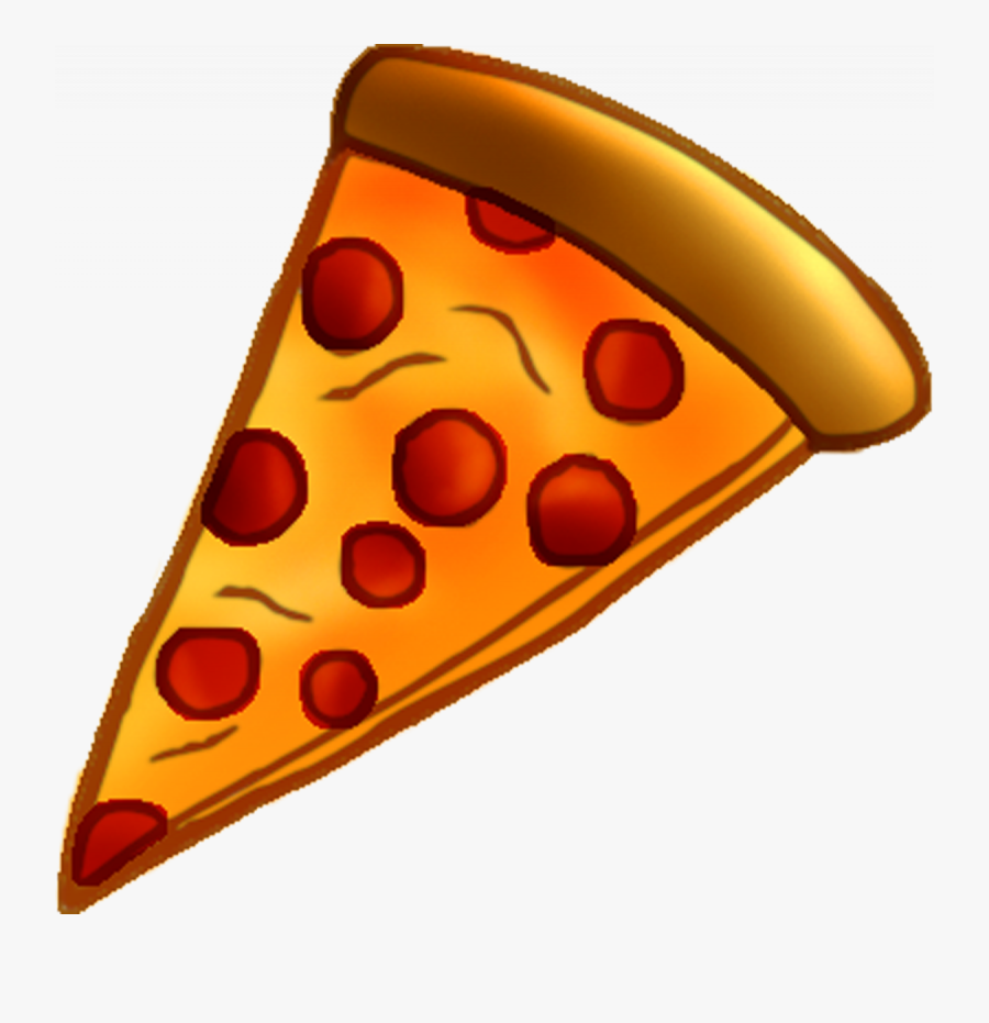 Volunteers Needed For Pizza Lunches - Slice Of Pizza Clip Art, Transparent Clipart