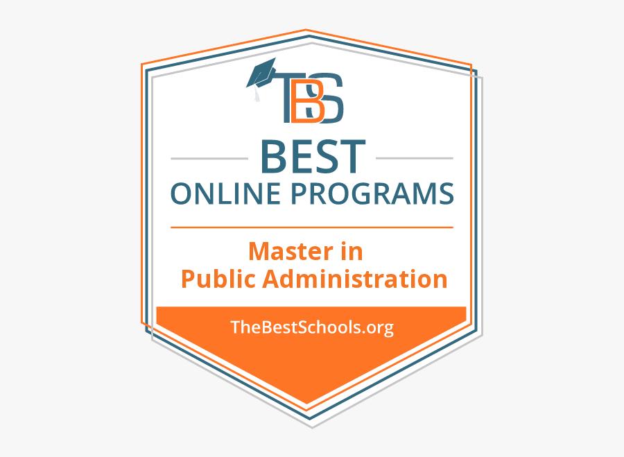 Clip Art The Best Online Bachelor - Information Technology Degree, Transparent Clipart