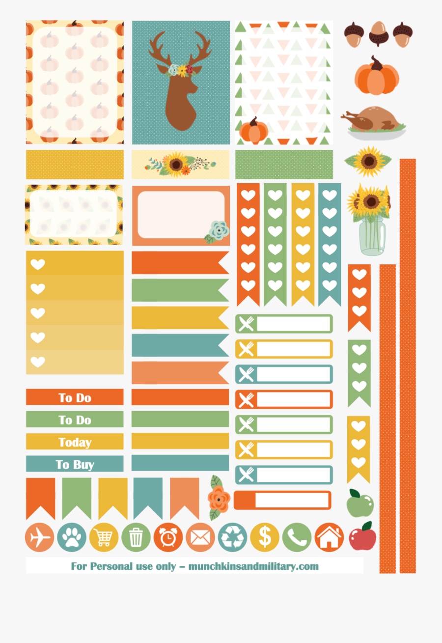 Picture Transparent Library Free Printable Life Stickers - Free Planner Stickers For Cricut, Transparent Clipart
