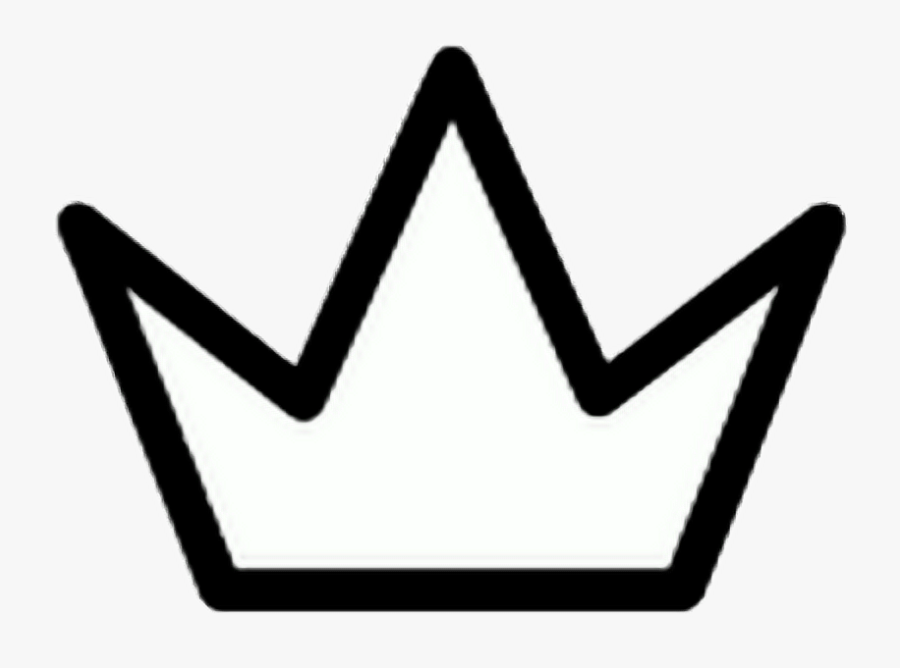 Transparent Queen Crown Clipart Black And White - Simple Queen Crown Clipart, Transparent Clipart