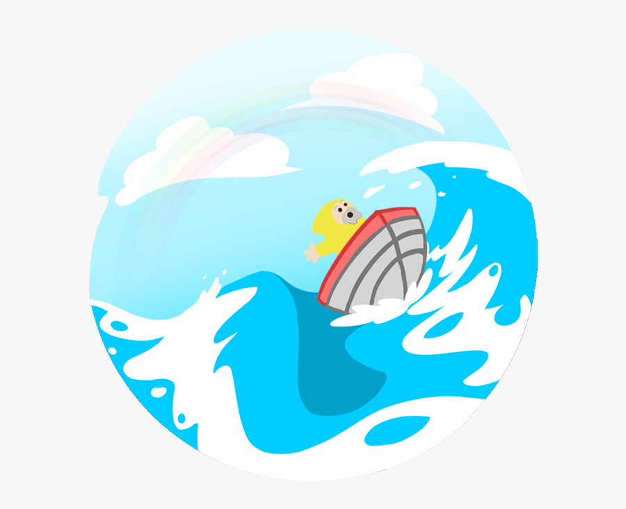 The Old Man And The Sea- Drink Pure Water From A Water, Transparent Clipart