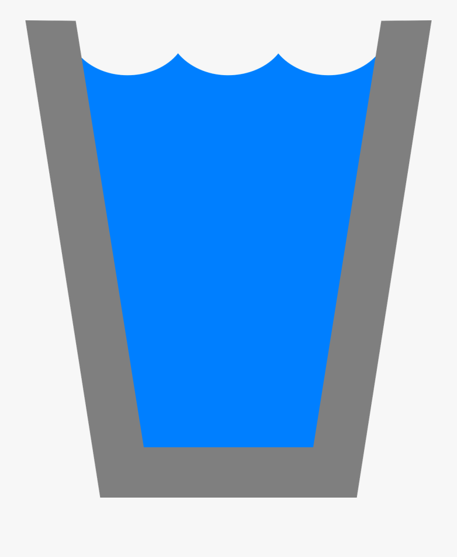 Water, Glass, Cup, Beverage, Drinking Water, Drink - Animated Glass Of Water, Transparent Clipart