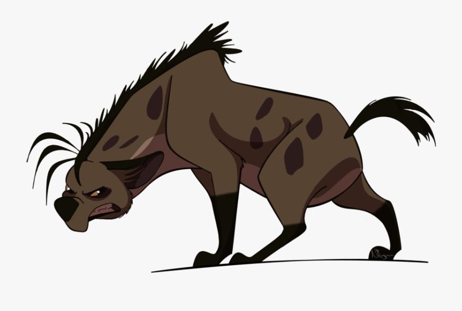 #sticker #disney #thelionking #hyena #shenzi #disneycharacter - Lion King Hyenas Png, Transparent Clipart