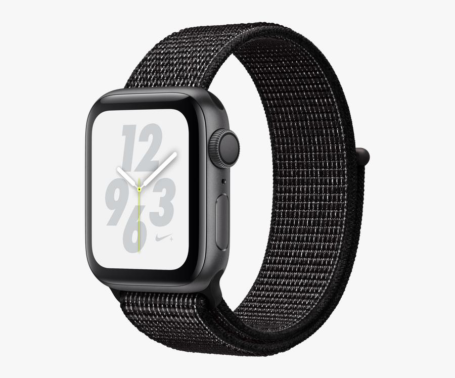 Nike Series Gps Mm - Apple Watch Nike Series 4, Transparent Clipart