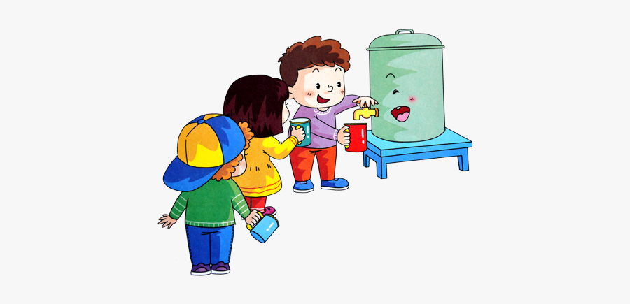 Clip Library Download Kid Drinking Water Clipart - Kids Drinking Water  Cartoon , Free Transparent Clipart - ClipartKey