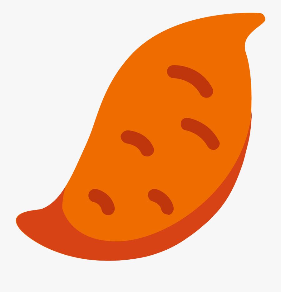 1600 X 1600 - Sweet Potato Icon, Transparent Clipart