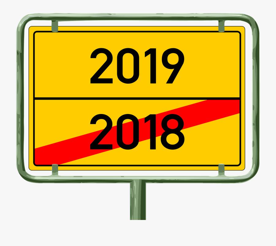 """New Year""""s Eve, 2019, 2018, New Year""""s Day - Wykresy Ranking Kredytów Hipotecznych 2019, Transparent Clipart"""