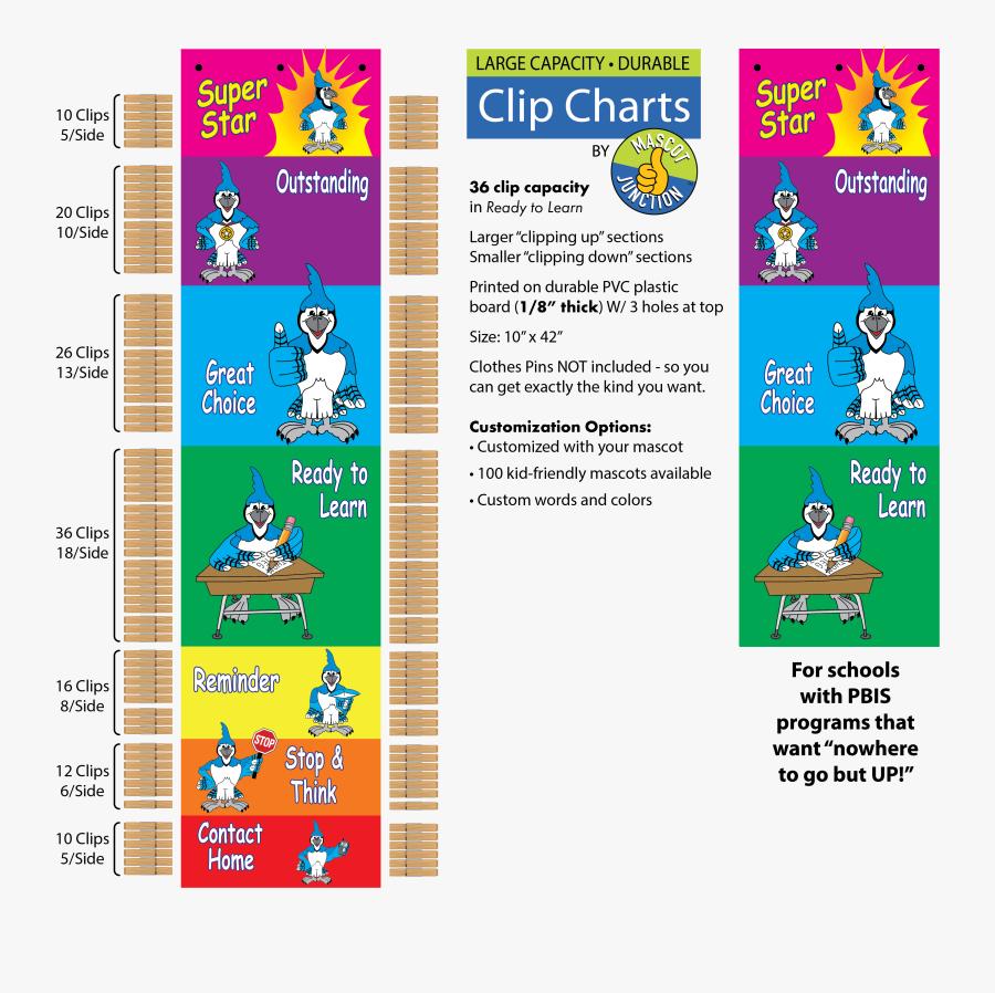 Clip Charts And Pbis, Transparent Clipart
