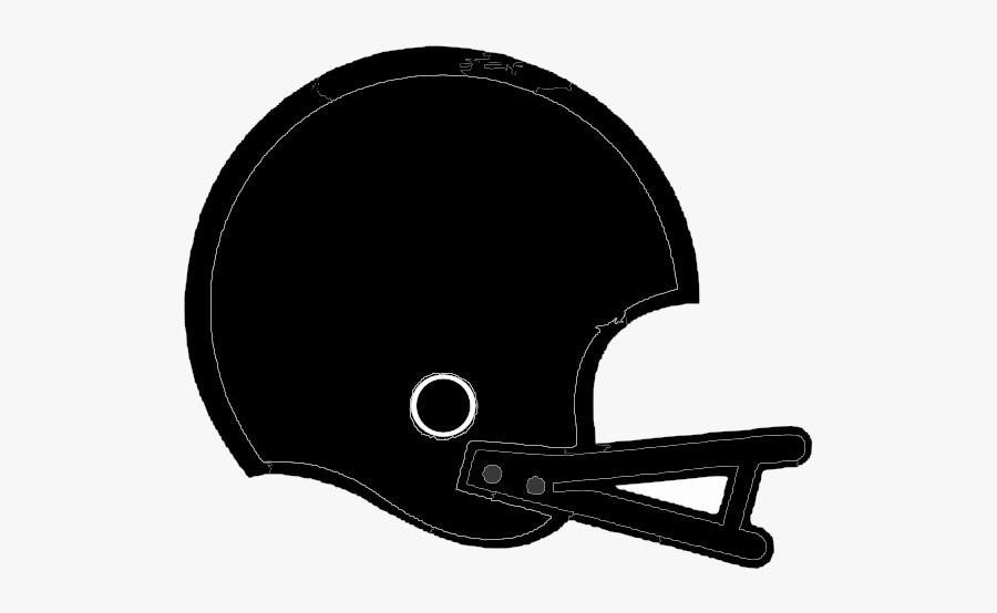 Football Helmet Clip Art Left Ideas And Designs Transparent - Old Football Helmet Clipart, Transparent Clipart