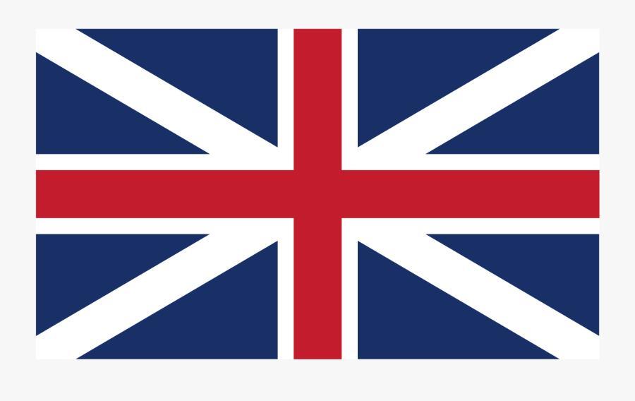 Kingdom Great United Of Britain British Flag Clipart - United Kingdom Flag Png, Transparent Clipart