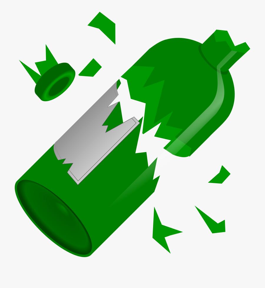 Transparent Broken Chain Clipart - Broken Glass Clipart Png, Transparent Clipart