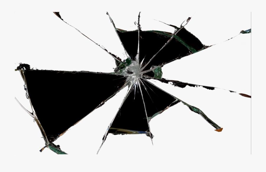 Transparent Glass Broken Png - Cracked Screen Png Transparent, Transparent Clipart