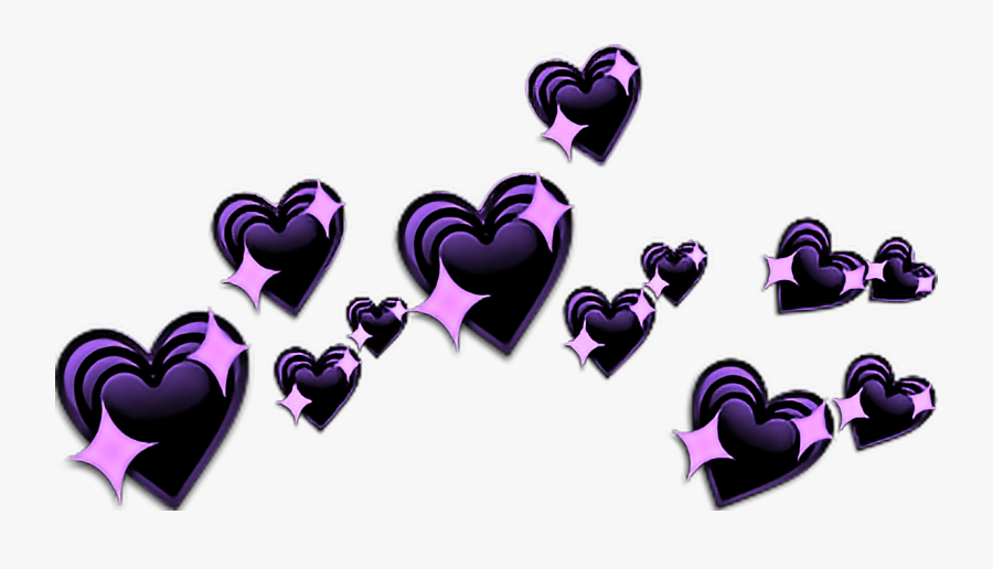 Kingdom Hearts Crown Png -photo Booth Hearts Png - Aesthetic Heart Crown Png, Transparent Clipart
