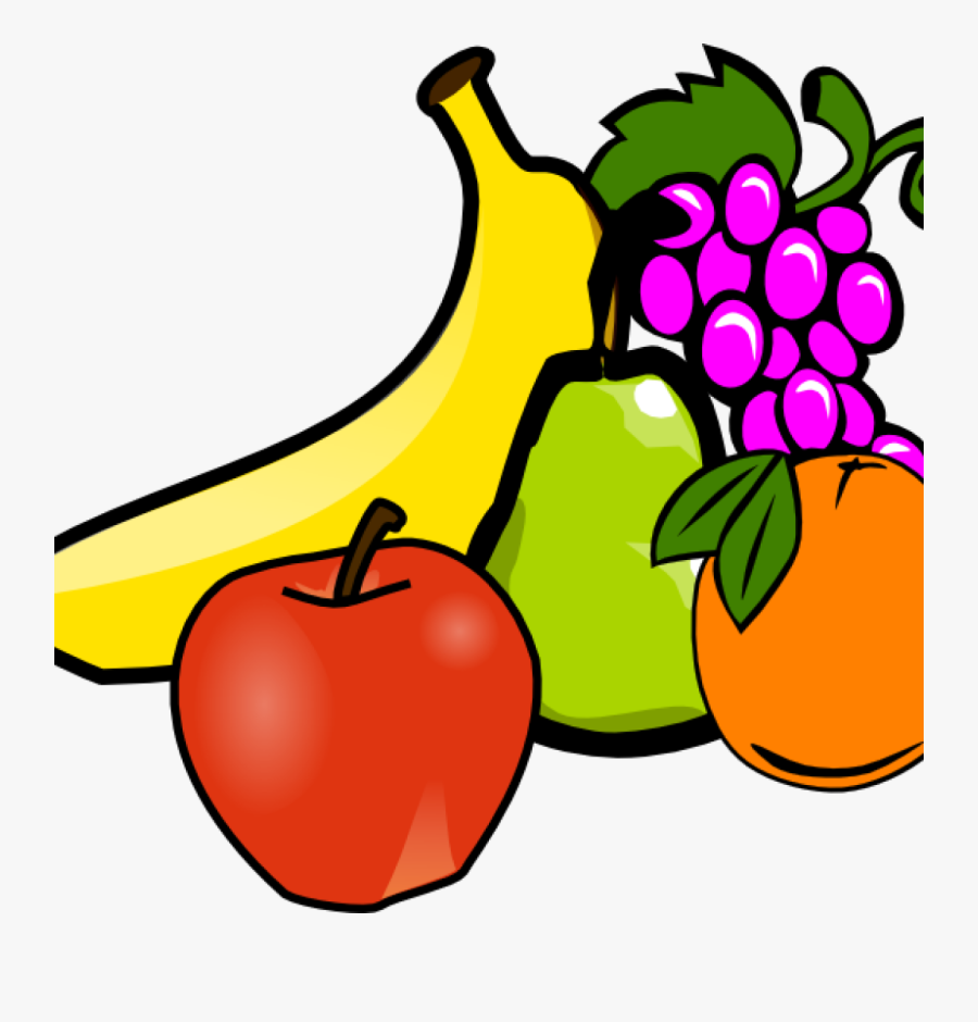 Fruits And Vegetables Clipart Vegetable Clipart At - Cartoon Fruit And Vegetables, Transparent Clipart