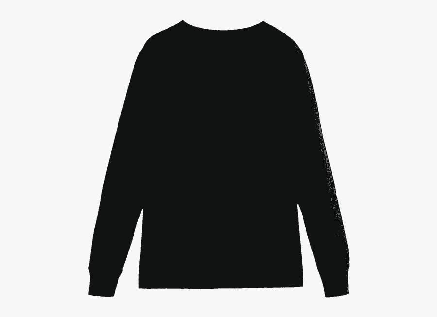 Zaful Casual Plain Sweatshirt Clipart , Png Download - Sweater, Transparent Clipart