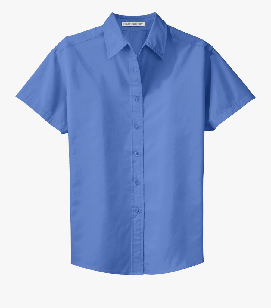 Shirt Clipart Collar - Shirt, Transparent Clipart