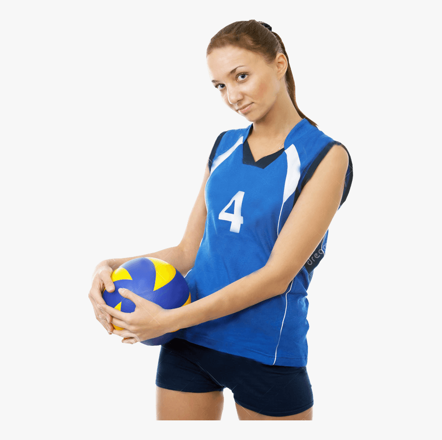26437 - Volleyball Player Png, Transparent Clipart