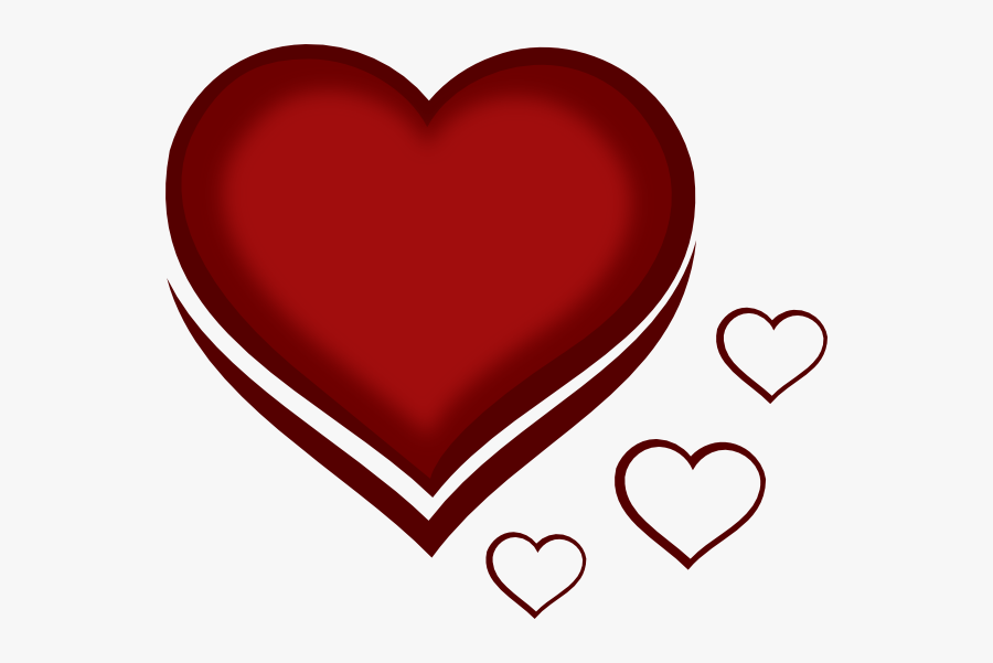 Transparent Angles Png - Easy Small Heart Drawing, Transparent Clipart