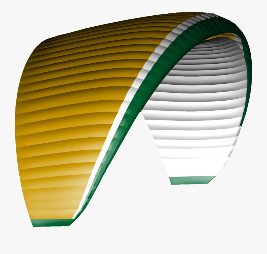 Paragliding, Transparent Clipart