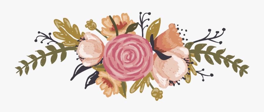 Transparent Burlap Clipart - Flores Para Invitaciones De Boda, Transparent Clipart