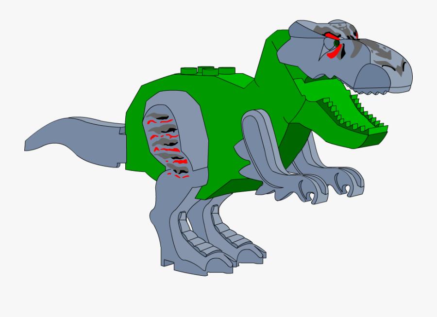 T Rex Mutant, Transparent Clipart