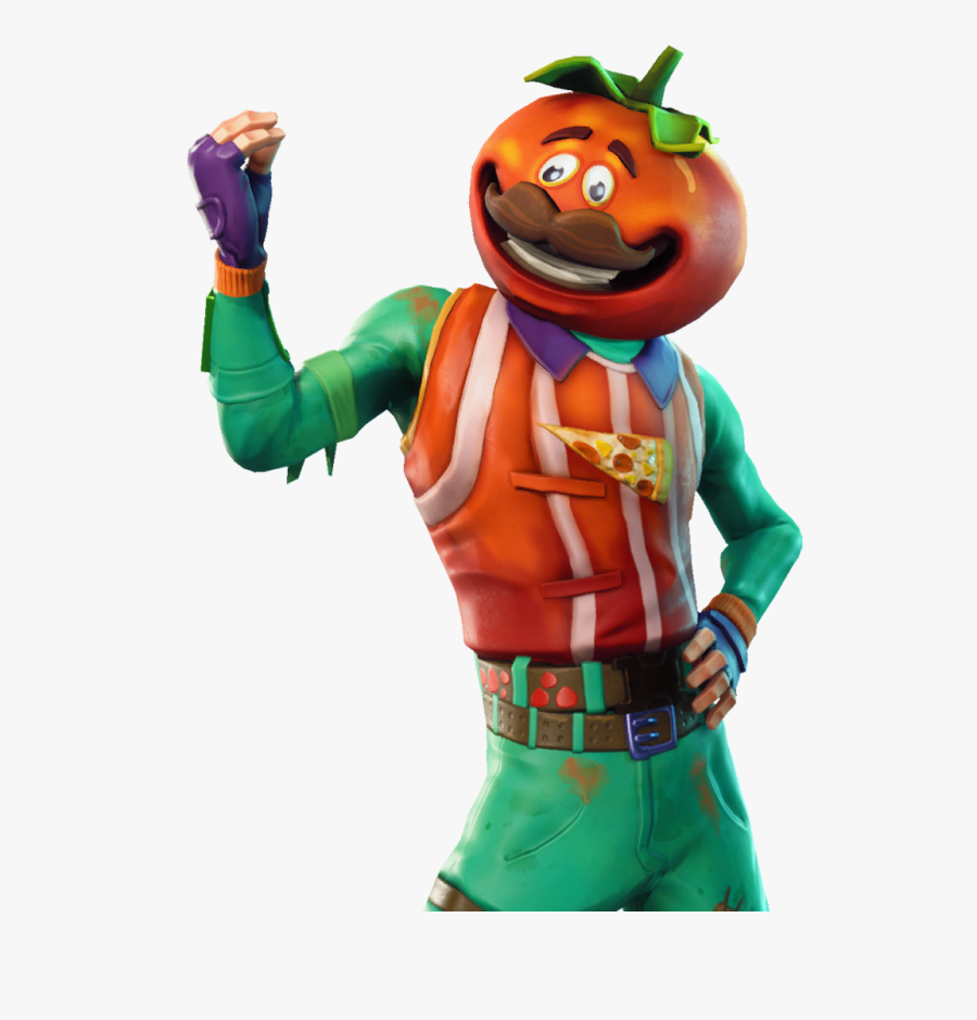 Fortnite Battle Royale Character Fortnite Tomato Skin Png Free Transparent Clipart Clipartkey