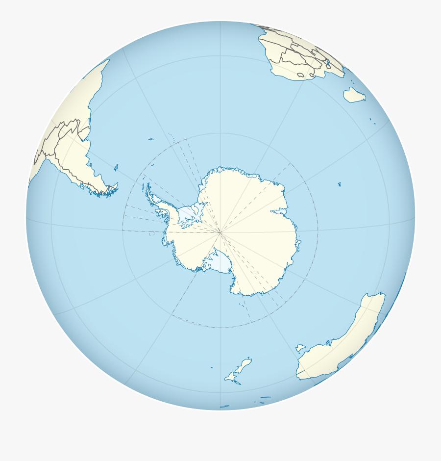Clip Art File In Antarctica On - Bouvet Island, Transparent Clipart