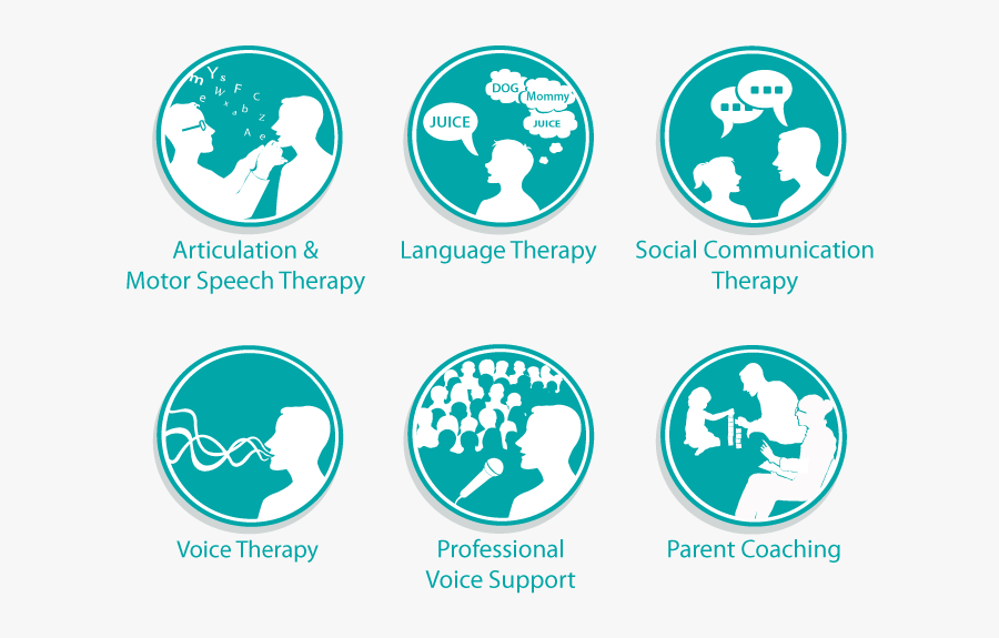 Graphic Design Speech Therapy, Transparent Clipart