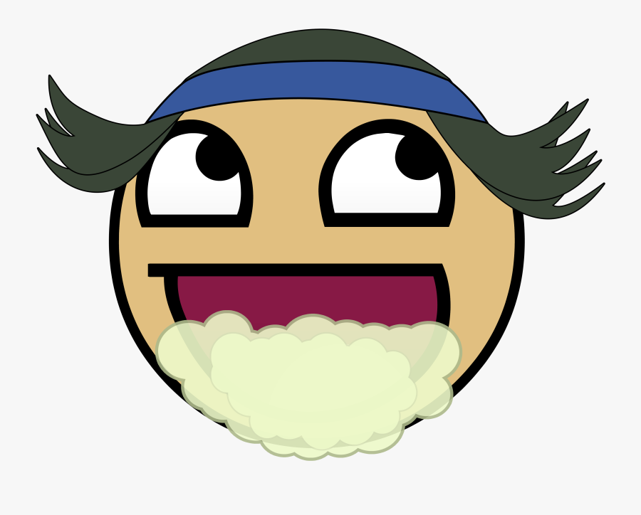 Transparent Weaknesses Clipart - Foaming At The Mouth Funny, Transparent Clipart