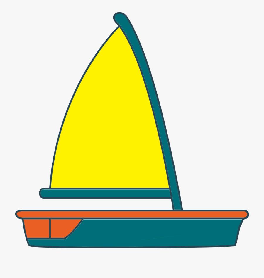 Jellyfish Water Sports In Kerala - Sail, Transparent Clipart