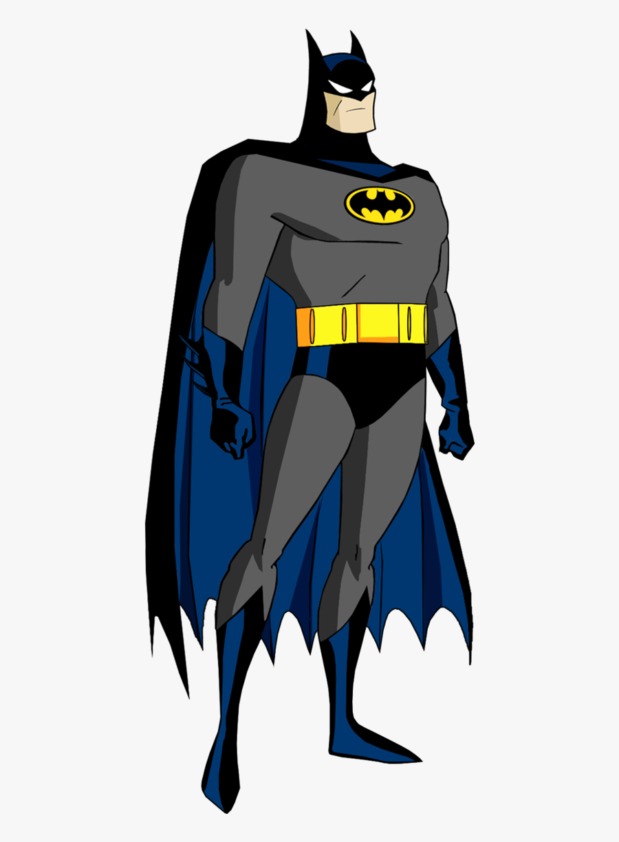 Collection Of Free Batmen Clipart - Batman The Animated Series Png, Transparent Clipart