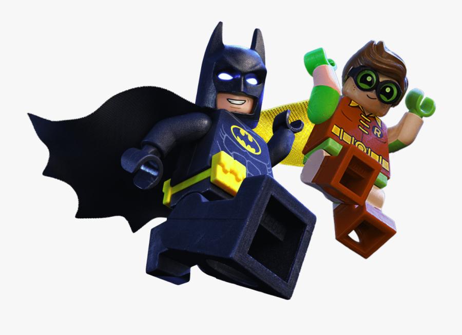 Transparent Robin Png - Lego Batman Movie Png, Transparent Clipart