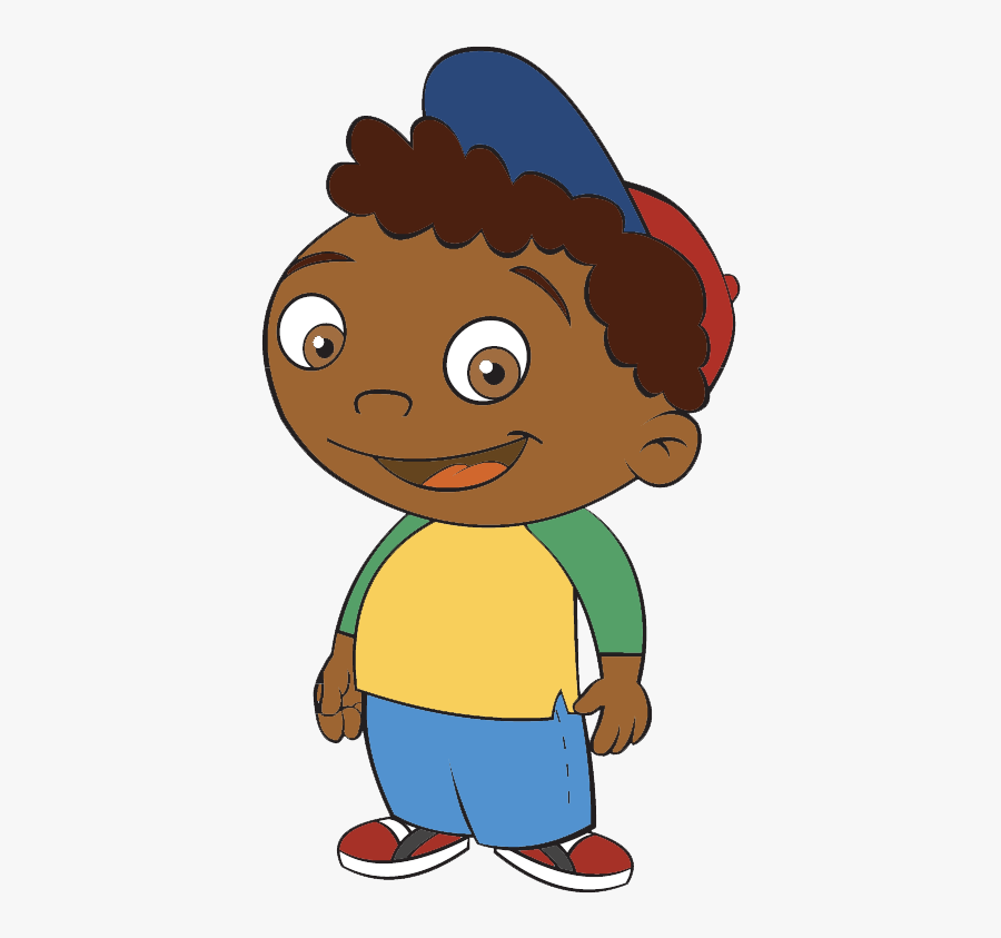 Little Einstiens Clipart - Quincy Little Einstein Characters, Transparent Clipart