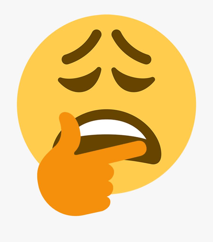 Transparent Laughing Emoji Clipart - Meme Gif For Discord, Transparent Clipart